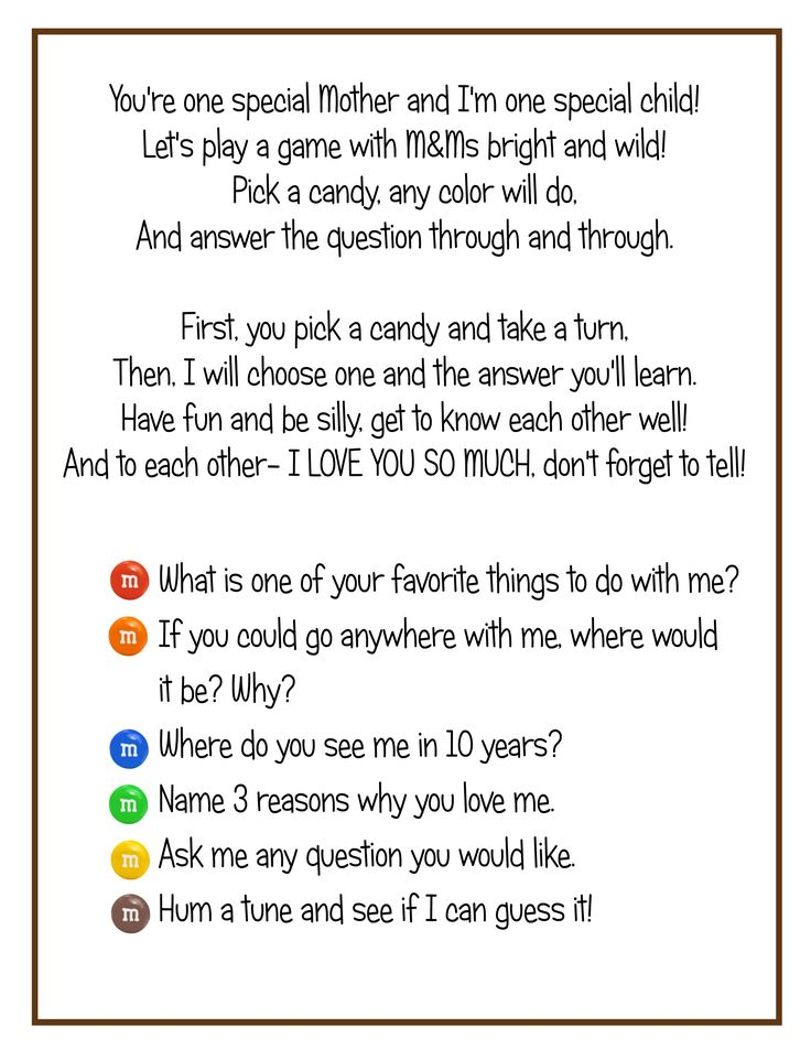 17 Best ideas about M&m Game on Pinterest