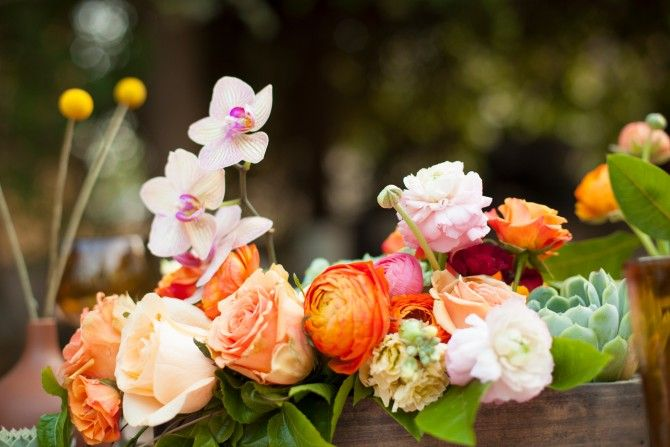 Cabo Weddings: Destination Weddings in Mexico. Flowers by Pina Hernandez