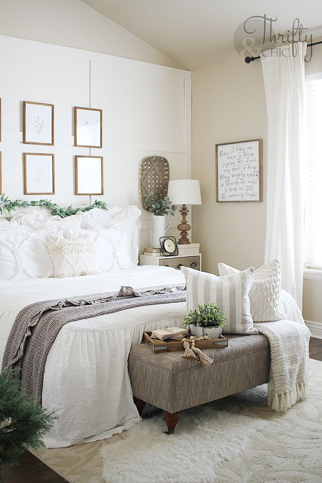 Spring Bedroom Decor And Bedding Sources Master Bedroom