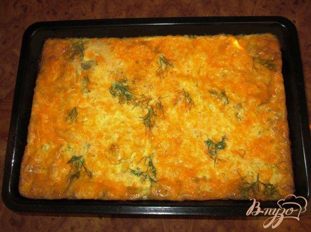вторые блюда из минтая рецепты с фото