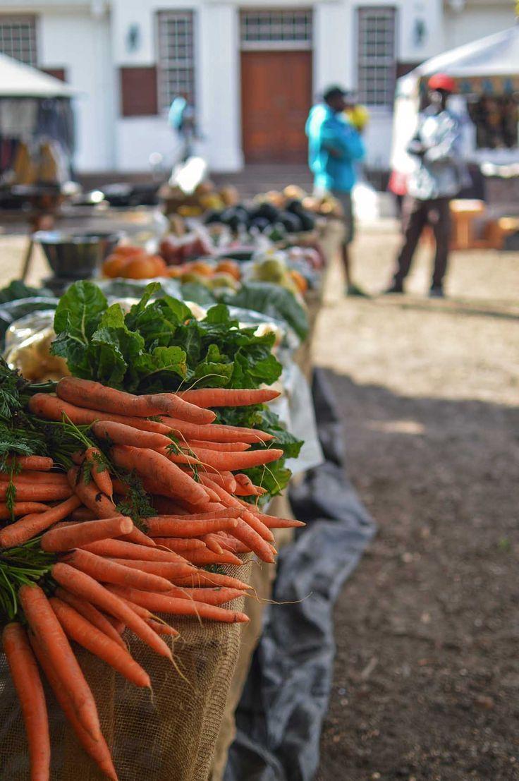 Franschhoek Village Market, South Africa | heneedsfood.com