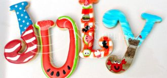 Large Curly Alphabet Cutters by Cakes N Supplies by Ximena