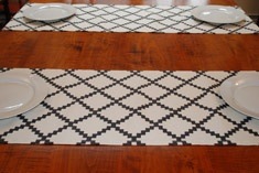 LULU DK double end placemats