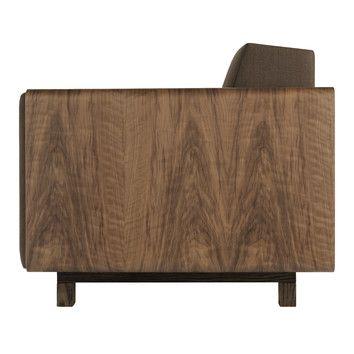 Room B Shell2 Arm Chair