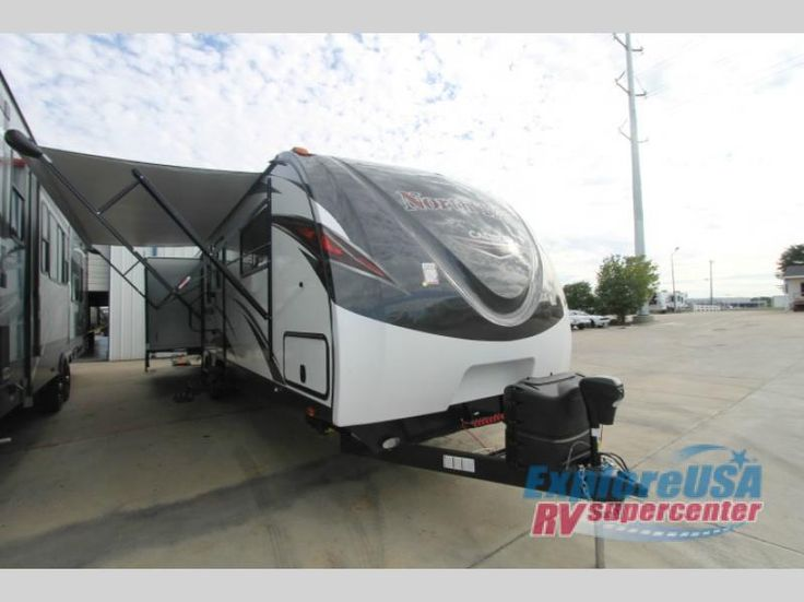 New 2017 Heartland North Trail 32RETS King Travel Trailer at ExploreUSA RV Supercenter | Denton, TX | #D1820