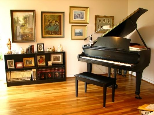 13 best decor maison modern classics images on for Piano house classics