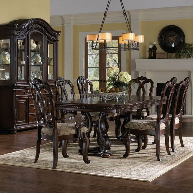 San Marino Dining Room Set 7 Piece