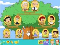 Mi familia   My family #familia #vocabulario #educacion #preescolar #Infantil
