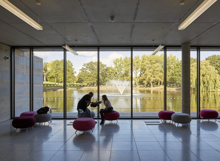 Gallery of Essex University Extension / Patel Taylor - 9
