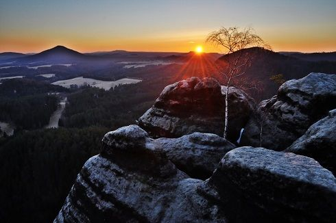 Malebná Chřibská na pomezí Lužických hor – výlet zpátky do dětství