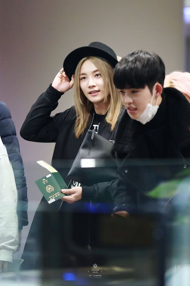 Jeonghan and S.Coups