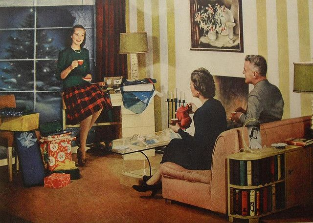 Living Room 1940s the 124 best images about 1940s vintage home decor on pinterest