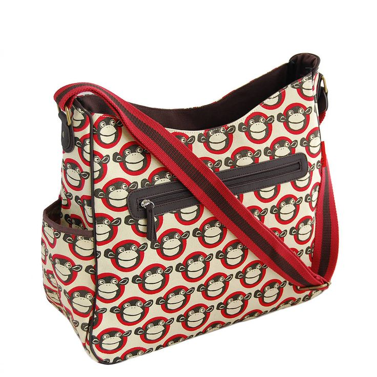african elephant baby changing bag by array | notonthehighstreet.com