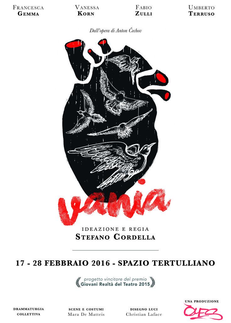 Vania poster