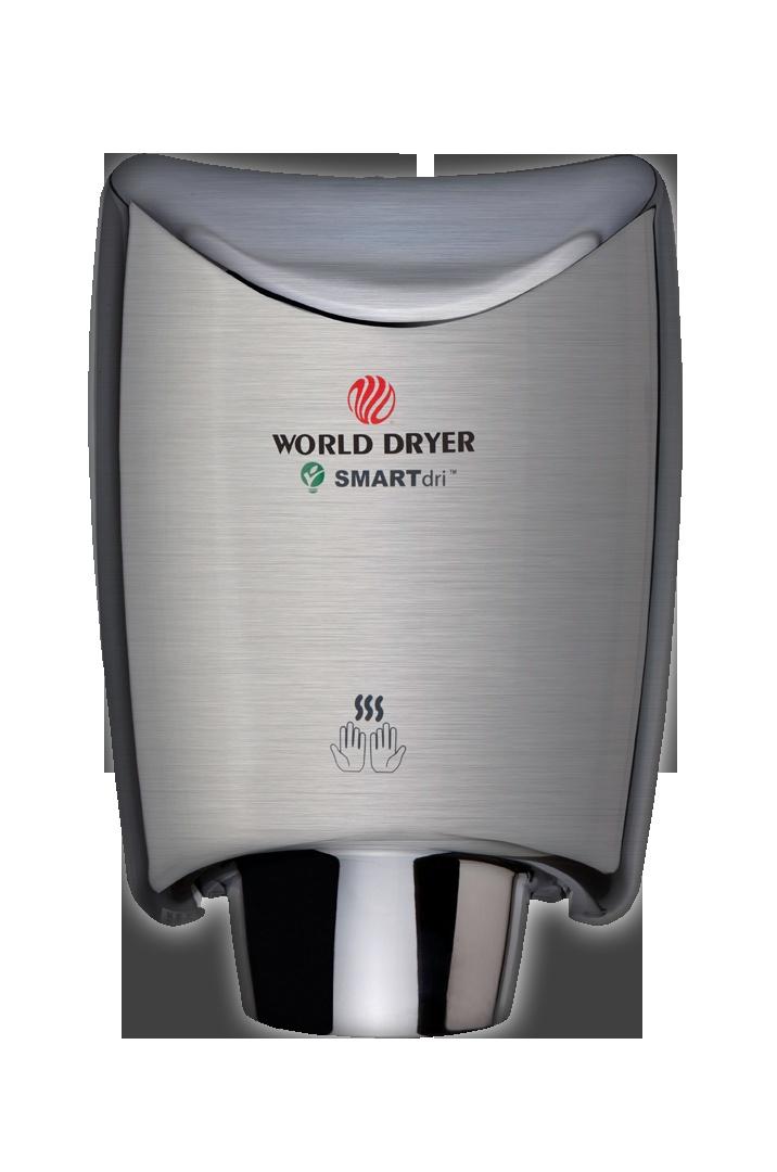 World Dryer SmartDri Hand Dryer Co. based in Illinois ...