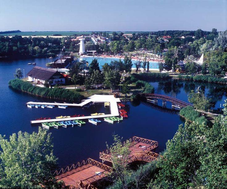 Hajduszoboszlo the spa town