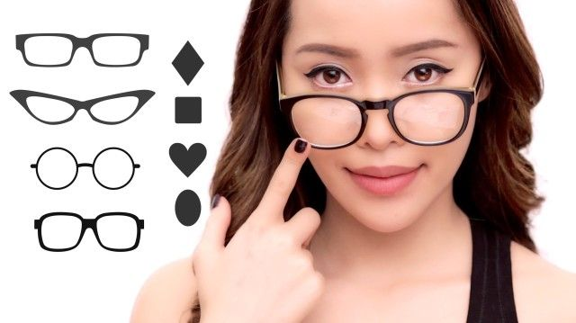 Choosing the Right Eyeglass Shape for Your Face http://www.wellnessbin.com/choosing-the-right-eyeglass-shape-for-your-face/