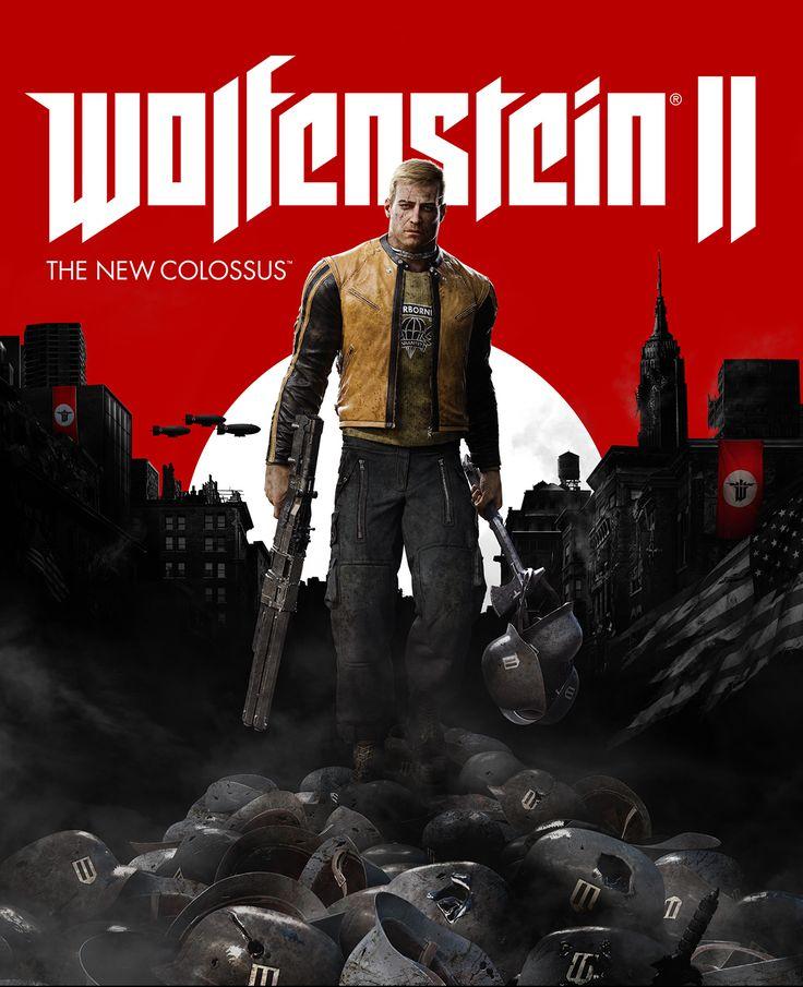 Wolfenstein II: The New Colossus | Wolfenstein Wiki | FANDOM powered by Wikia
