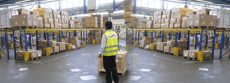 Aerolines Warehousing Services