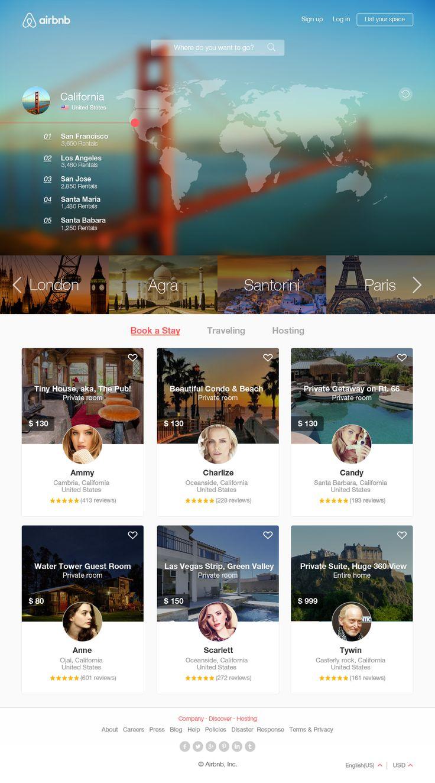 Airbnb main