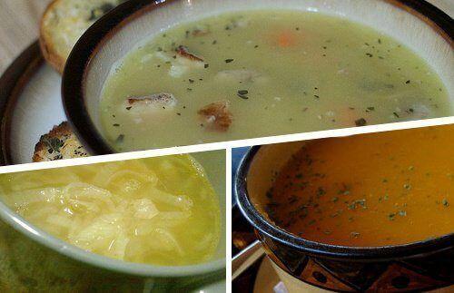 Zupa na przeziębienie – cztery przepisy | krokdozdrowia.pl