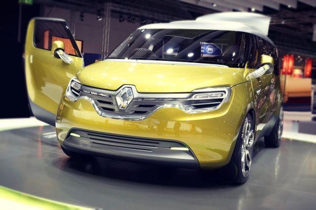 2019 Renault Kangoo is the new electric MiniVan | Mini van ...