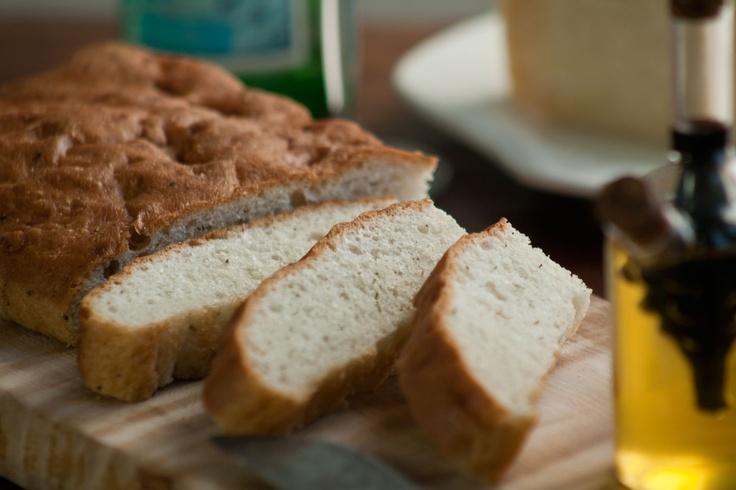 Focaccia bread. http://www.steannes.com/bakery.html