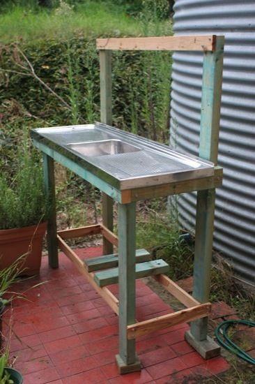 DIY Chicken Processing Station