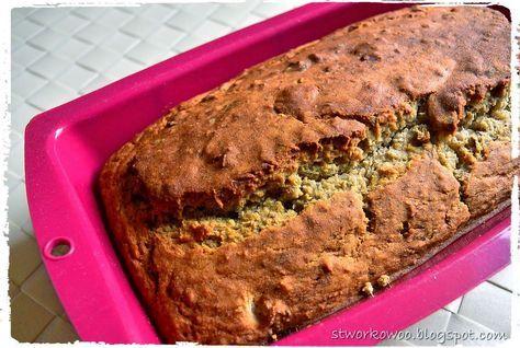 OptiMiss: Wegański i bezglutenowy chleb bananowy.