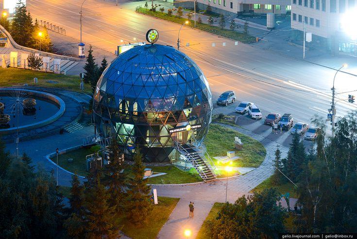 Достопримечательности Новосибирска (лето 2013) - Gelio (Степанов Слава)