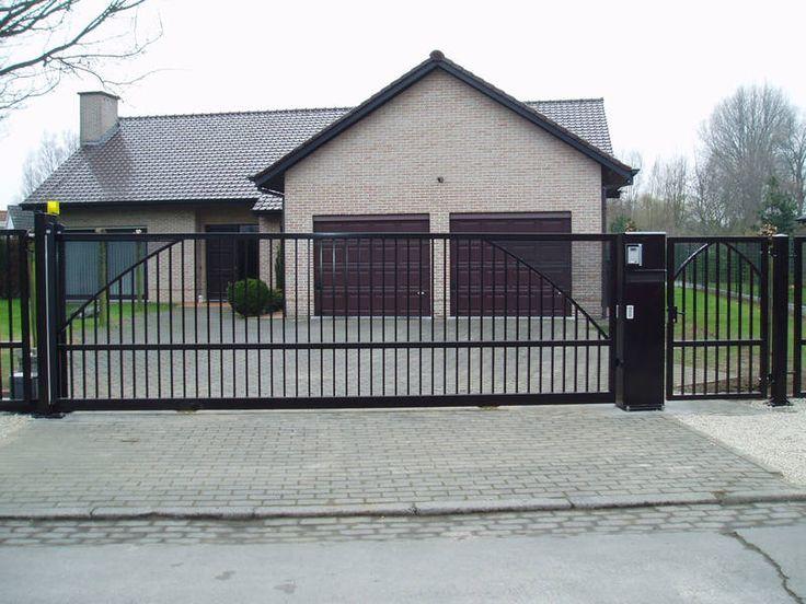 smeedijzeren hekken | Smeedijzeren hekkens en poorten | Kunstsmederij VDM