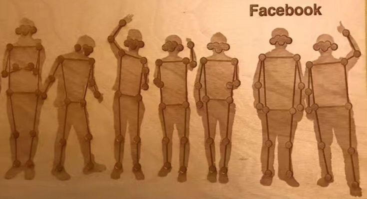 Research into full-body tracking at Facebook hints at broader AR/VR ambitions | TechCrunch