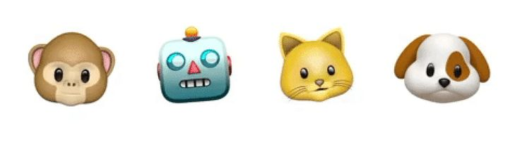 iPhone 8 Camera Allows Users to Customize 3D Animated Emoji Using Facial Expressions
