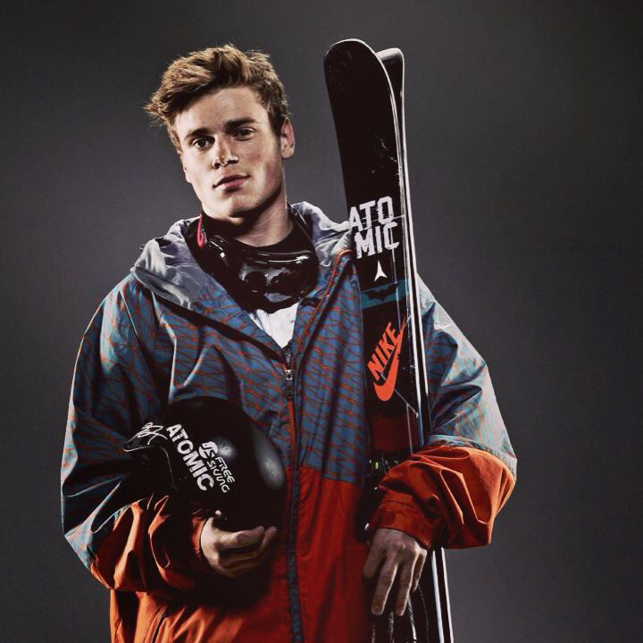 Gus Kenworthy  See you in Sochi bb