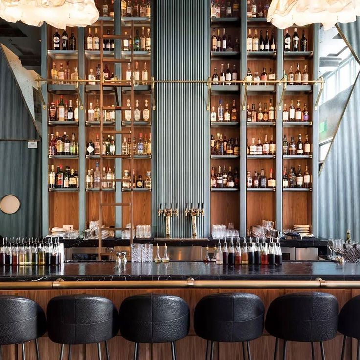 Happy hour. Introducing Villon at San Francisco Proper. #kellywearstlerinteriordesign : @sfeater