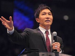 Pastor Kong Hee of City Harvest Church Gets Apology from God or is this a Scam? | AT2W