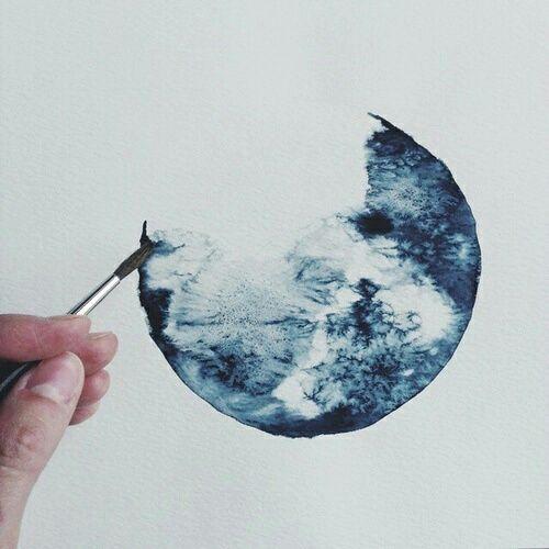 alternative, art, bambi, cool, grunge, indie, paint, tumblr