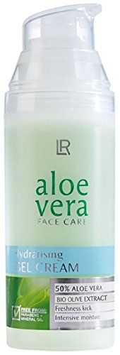 LR Aloe Vera Feuchtigkeits-Gel-Creme 50ml LR http://amzn.to/2f0rDVa