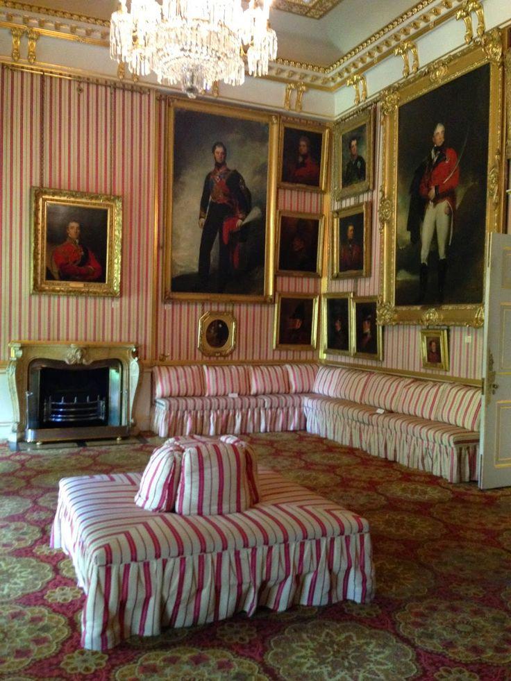 17 mejores im genes sobre decor interiores palacios y for Sala de estar palacio