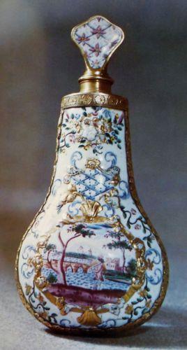 Antique Scent Perfume Bottle
