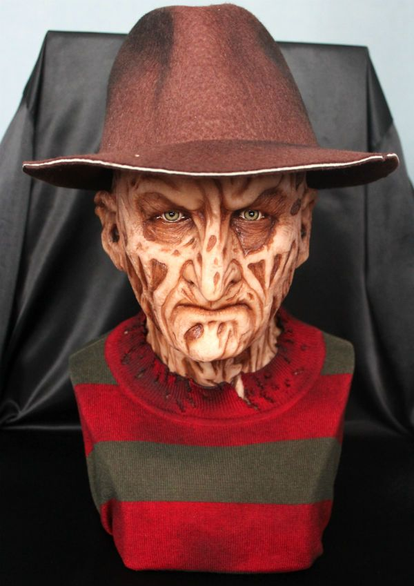 freddy krueger | freddy krueger display bust freddy krueger display bust freddy krueger
