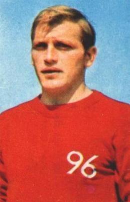 Walter Rodekamp - Spieler bei Hannover96 - deutscher Nationalspieler