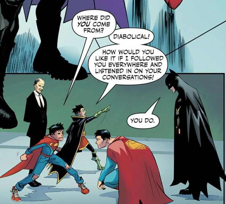 Super sons issue 5