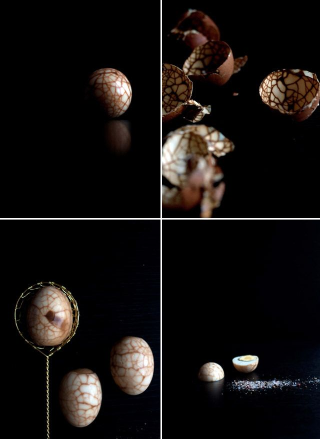 Black background: Chinese tea eggs at Our Kitchen.: Black Backgrounds, Teas Eggs, Stars Ani, Best Recipes, Black Teas, Chinese Teas, Cooking Blog, Food Tips, Pink Black