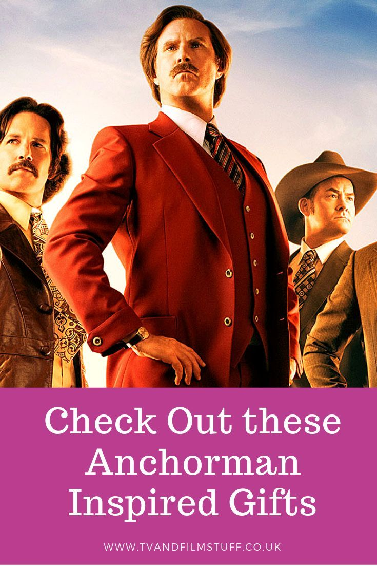 The Best Anchorman Gifts Anchorman Well That Escalated Quickly