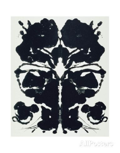 [W] Rorschach, Warhol Andy
