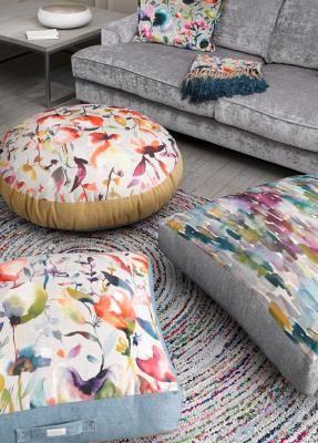 Voyage Maison - Iridescence Floor Cushions -