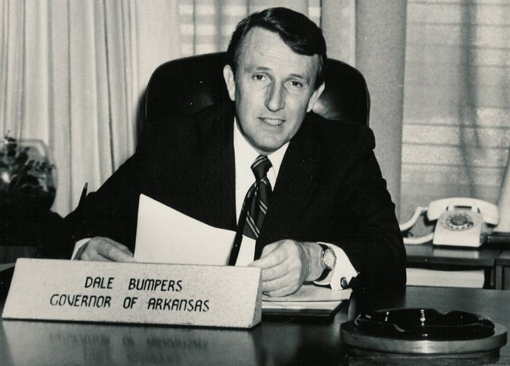 Senator dale bumpers | Dale Bumpers stories: From Charleston to the seats of power | Arkansas ...