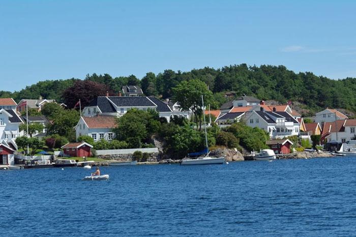 Eli ♦ Bella blogg: Sørlandsidyll
