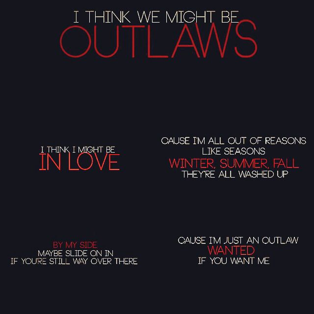 The fosters . Callie . Brandon .- David lambert - outlaws . Wanted